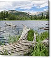 Lost Lake Colorado II Canvas Print
