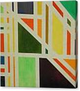 Lost Rodas Canvas Print