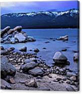 Lots Of Rocks Canvas Print