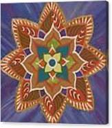 Lotus Flower 2 Canvas Print