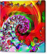 Loud N Proud Canvas Print