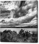 Lough Foyle View Canvas Print