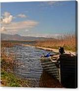 Lough Gill In Co.kerry Canvas Print