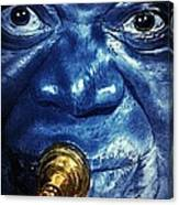 Louis Armstrong Canvas Print