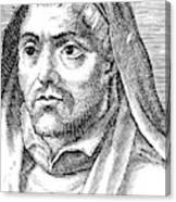Louis De Blois (1506-1566) Canvas Print