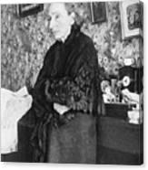 Louise Michel (1830-1905) Canvas Print