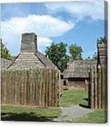 Louisiana Fort Canvas Print