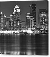 Louisville Kentucky Canvas Print