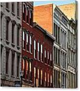 Louisville West Main Street Canvas Print