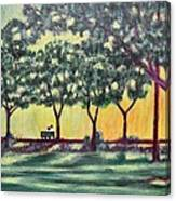 Love Bagh Canvas Print