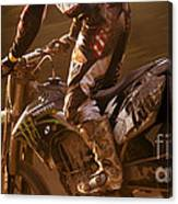 Love Enduro Canvas Print