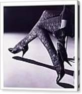 Love Great Legs Canvas Print