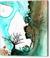 Love Has No Fear - Art By Sharon Cummings Canvas Print