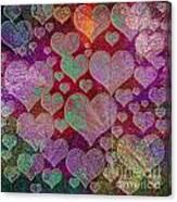 Love... Love... Love Canvas Print