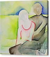 Sofa Canvas Print
