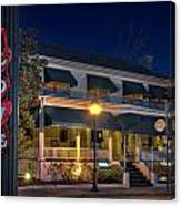 Love Smithfield Inn Canvas Print