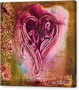 Love Your Self Canvas Print