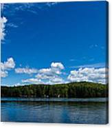 Lovell Lake Afternoon Canvas Print