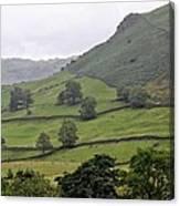 Lovely Lake District  Canvas Print