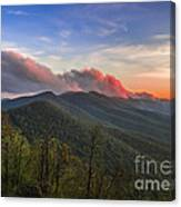 Lovely Morning. Canvas Print