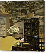 Lovely Room At Winterthur Gardens Canvas Print