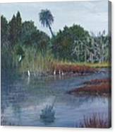 Low Country Social Canvas Print