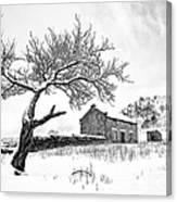 Low Horcum Canvas Print