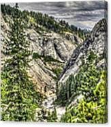 Lower Bear 2 Canvas Print