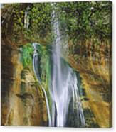 Lower Calf Creek Falls Escalante Grand Staircase National Monument Utah Canvas Print