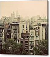 Lower East Side Canvas Print