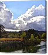 Lower Lake  Canvas Print