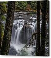 Lower Lewis Falls 3 Canvas Print