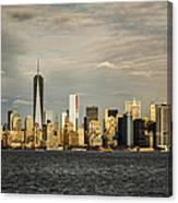Lower Manhattan 1 Canvas Print