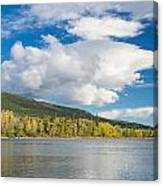 Lower Saint Mary Lake 1 Canvas Print