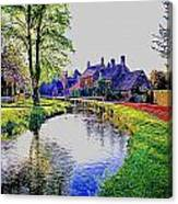 Lower Slaughter 1 Canvas Print