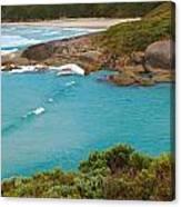Lowlands Beach 2am-112540 Canvas Print