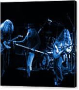 Ls Spo #26 Enhanced In Blue Canvas Print