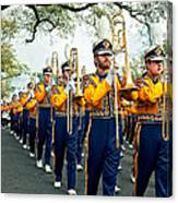 Lsu Marching Band 3 Canvas Print
