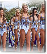 Lsu Marching Band 4 Canvas Print