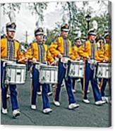 Lsu Marching Band Canvas Print