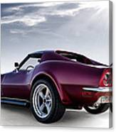 Lt1 Stingray Canvas Print
