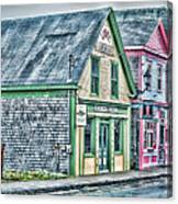 Lubec Maine Canvas Print