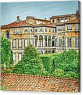 Lucca 03 Canvas Print