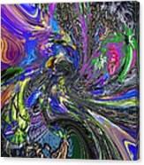 Lucid Dream - The Garden Canvas Print