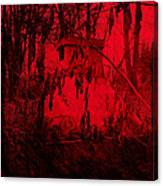 Lucifer's Gate Canvas Print