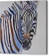 Lucky Stripe Canvas Print