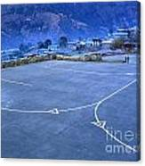 Lukla Airport Canvas Print
