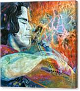 Lullabies For Nebulas Canvas Print