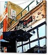 Lulu Asian Bistro Canvas Print