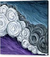 Lump Sum Canvas Print